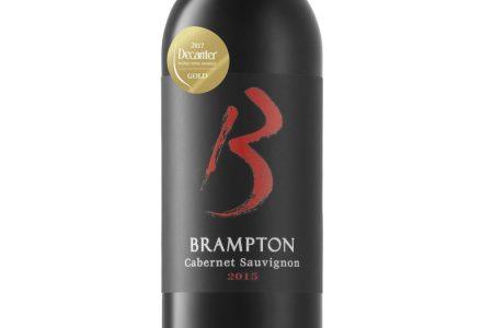 Decanter World Wine Awards - Gold | Brampton Cabernet Sauvignon 2015